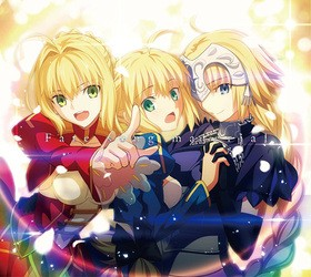 Fate song material[BD付完全生産限定盤]