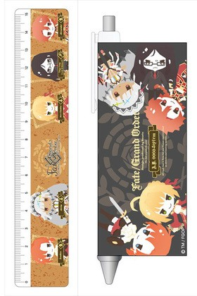 Fate/Grand Order Design produced by Sanrio ステーショナリーセット セプテム