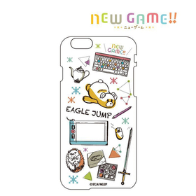 NEW GAME!! iPhoneケース iPhone 7